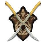 United Cutlery LOTR The Fighting Knives of Legolas Greenleaf
