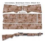 US Night Vision KRYPTEK 20x30in Pre-Cut Universal Shotgun Skin Vinyl Wrap