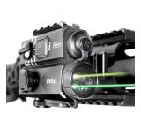 US Night Vision Triad Dual-Beam Weapon Green Laser Sight