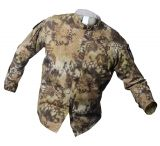 Vertx Gunfighter Kryptek Highland Shirt - Nyco Ripstop, Long Sleeve
