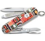 Victorinox Classic Happy Hour Fold Knife