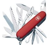 Victorinox Craftsman Swiss Army Knife Red
