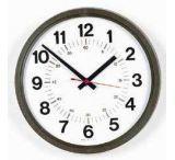Walter Stern Wall Clocks 760-050 Wall Clock, Quartz Model