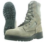Wellco S160 Series Sage Green Hot Weather Boots