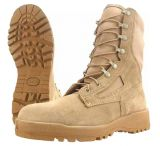 Wellco Tan Hot Weather Combat Boots T160 Series
