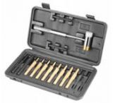 Wheeler Hammer and Punch Set w/ Plastic Case 951900
