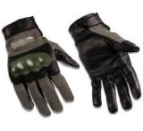 Wiley X Tactical Combat Assault Gloves CAG-1 Green 100% KEVLAR® Flame Resistant Gloves G232