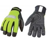 Youngstown Glove Company Safety Lime Waterproof Winter