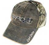 Zeiss Gear Camo Hat with Rapid-Z Logo, Mossy Oak