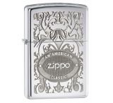 Zippo Crown Stamp American Classic Style Lighter