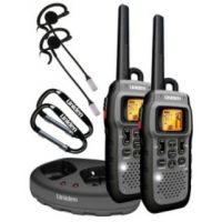 Uniden Two 50 Mile Submersible/Floating GMRS/FRS Radios