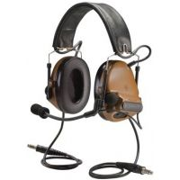 opplanet 3m peltor comtac electronic headset fb dual comm nato coyote brown mt17h682fb19cy fl6ac wire harness and mt21 boom mic for peltor comtac peltor  at alyssarenee.co