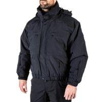 Reg or Tall SM 5.11 Tactical Men/'s 5-in-1 Jkt w//Fleece BK or NV 2X 48017