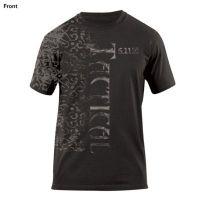 5.11 Tactical Short Sleeve Logo Tee-tactical Ver