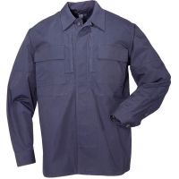 5.11 Tactical TDU Shirt Long Sleeve Poly/Ctn Ripstop 72002