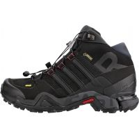 sale retailer 2bc1e b5ac8 Adidas Outdoor Terrex Fast R Mid GTX Hiking Boot - Womens  Free Shipping  over 49!