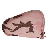 Allen Endura Pistol Case 8 Inch Pink Camouflage 70-8