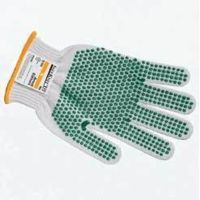 Ansell Healthcare SafeKnit Cut-Resistant Gloves, Ansell 240018 Style 72-024 Medium-Duty, One-Strand Seamless Glove
