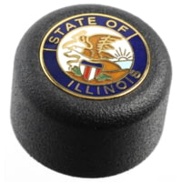 ASP State Seal Logo Caps for ASP Tactical Batons