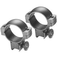 Barska 30mm Standard Dovetail Rings