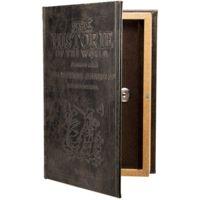 Barska Antique Book Safe w/ Key Lock