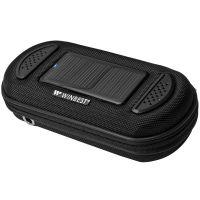 Barska Portable Solar Charger Case with Speaker