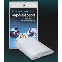 Bausch & Lomb FogShield Sport Dry Anti-Fog Cloth