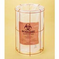 "Bel-Art Holder F/24X30"" Biohazard Bag H131880000"