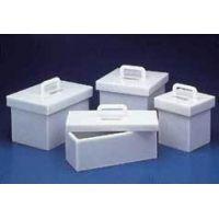 Bel-Art Lead-Lined Polyethylene Storage Boxes, SCIENCEWARE F24960-0003
