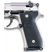 Hogue HO92010 Rubber Grip Beretta 92//96 Series Rubber Grip Panels