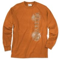 Beretta Men's Trident Graphic Long Sleeve Shirt