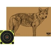 Birchwood Casey Coyote Silhouette Shoot-N-C Target Kit