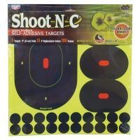 Birchwood Casey Shoot-N-C Targets 9in. Oval