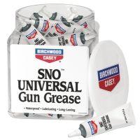 Birchwood Casey SNO Universal Gun Grease, Plastic Bowl w/ 48x .75oz Tubes