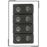 BlackHawk Nylon Belt Keepers 2.25in 44B351BK