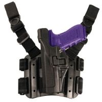 BlackHawk SERPA Level 3 Tactical Holster for 1911 Government & Clones, Left Hand