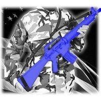 BlackHawk Snap Shoot Assault Sling Black 70AS00BK