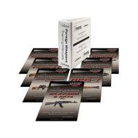 Blackheart Foreign Weapons Manuals Set- Makarov, PPSH-41, AK, SVD, PKM, DShK, RPG BH-PG-FW-S