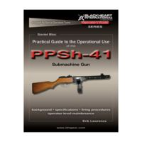Blackheart Practical Guide To The Operational Use Of The PPSH-41 Submachine Gun BH-PG-006