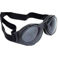Bobster BugEye Action Eyewear Goggles w/ Black Frame, Foam Seal, Lined Bi-focal RX Prescription Lenses