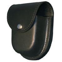 Boston Leather Double Handcuff Case