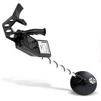 Bounty Hunter VLF Metal Detector with Automatic Tuning and Ground Balance - VLF
