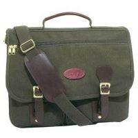 Boyt Harness CB162 Od Green Canvas Briefcase