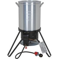 Brinkmann Outdoors 30 Qt Turkey Fryer