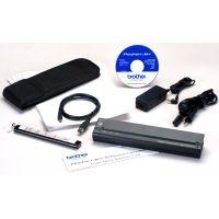 Brother Mobile Solution Pocketjet 3 Plus Printer Kit 300 DPI Integrated Bluetooth/USB