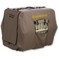 Browning Tan Dog Kennel Cover