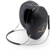 Browning Low Profile Hearing Protector - Black 12630