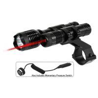 BSA Optic Varmint Hunter Red Laser Sight and Light