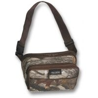Bulldog Fanny Pack Holster - 3D Camo with Brown Trim, Small BD851