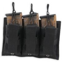 Bulldog Cases Colt Tri-Double Molle Mag Pouch